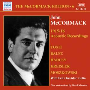 The McCormack Edition Volume 6
