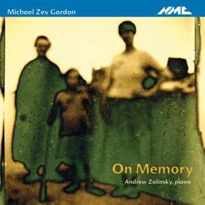 Michael Zev Gordon - On Memory Product Image