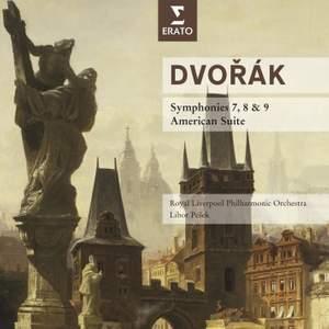 Dvorak - Symphonies Nos. 7, 8 & 9