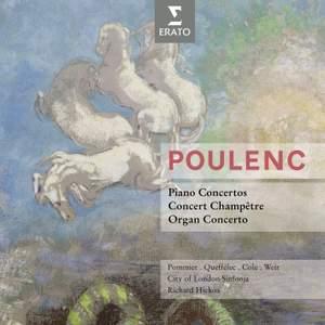 Poulenc - Concertos