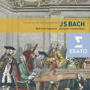 Bach - Harpsichord Concertos BWV1052-1059