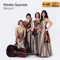 Mozart - String Quartets Nos. 20 & 21