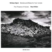 Byrd: Motets & Mass for four voices