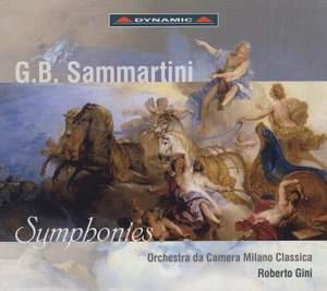 Sammartini - Symphonies Product Image