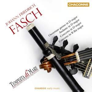 Fasch: Orchestral Works, Volume 1