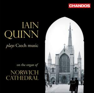 Czech Music from Norwich Cathedral Organ