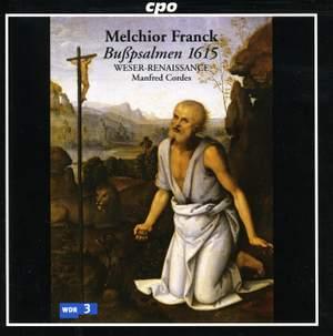 Franck, Melchior: Bußpsalmen Nuernberg 1615