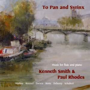 To Pan and Syrinx