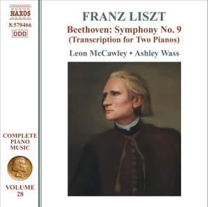 Liszt: Complete Piano Music Volume 28