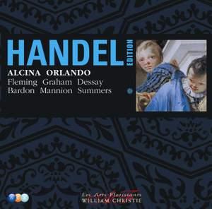 Handel Edition Volume 1 - Alcina and Orlando