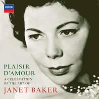 Janet Baker - Plaisir d'amour