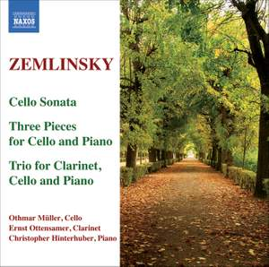 Zemlinsky - Cello Sonata