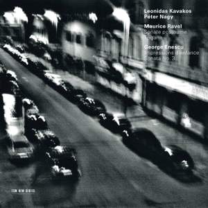 Enescu & Ravel: Violin Sonatas