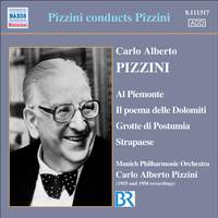 Pizzini conducts Pizzini