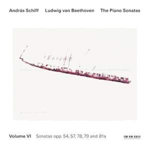 Beethoven - The Piano Sonatas (Volume 6)
