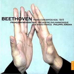 Beethoven - Piano Concertos Nos. 1 & 5 Product Image