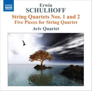 Schulhoff: Music for String Quartet Product Image