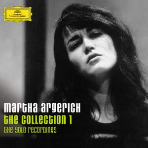 Martha Argerich - The Solo Piano Recordings Product Image