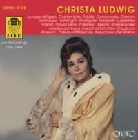 Christa Ludwig - Vienna State Opera