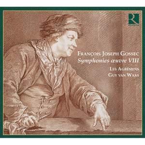 Gossec - Trois Grandes Symphonies