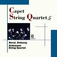Ravel: String Quartet in F major, etc.