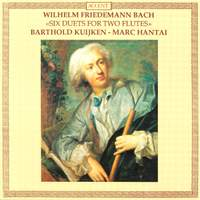 Bach, W F: 6 Duets for two Flutes