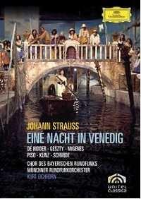 Strauss, J, II: Eine Nacht in Venedig