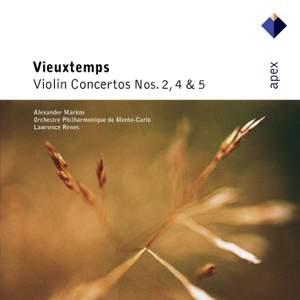 Vieuxtemps: Violin Concertos Nos. 2, 4 & 5
