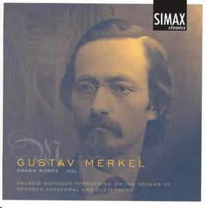 Merkel - Organ Works Volume I