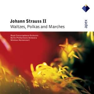 Johann Strauss II - Waltzes, Polkas & Marches