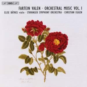 Fartein Valen - Orchestral Music Volume 1