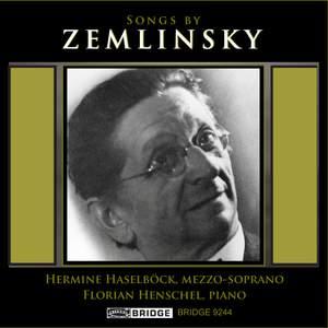 Zemlinsky - Songs
