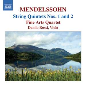 Mendelssohn - String Quintets Nos. 1 and 2