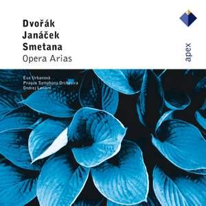 Dvorák, Janácek & Smetana: Opera Arias