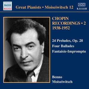 Great Pianists - Moiseiwitsch 12