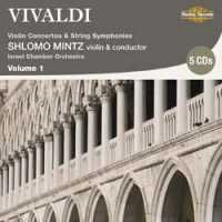 Vivaldi - Violin Concertos & String Symphonies Volume 1