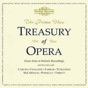 The Prima Voce Treasury of Opera, Volume 2 Product Image