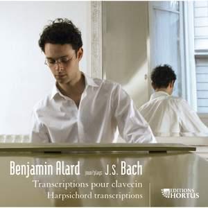 Bach - Harpsichord Transcriptions