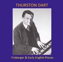 Thurston Dart plays Froberger & Early English Pieces