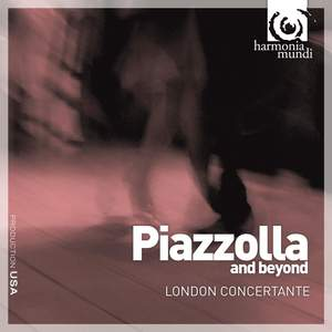 Piazzolla & Beyond Product Image