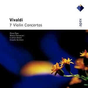 Vivaldi : 7 Violin Concertos