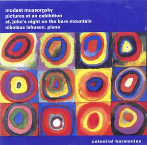 Mussorgsky: Pictures at an Exhibition and other piano works