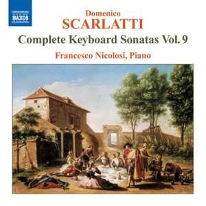 Scarlatti - Complete Keyboard Sonatas Volume 9