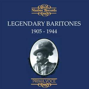 Legendary Baritones