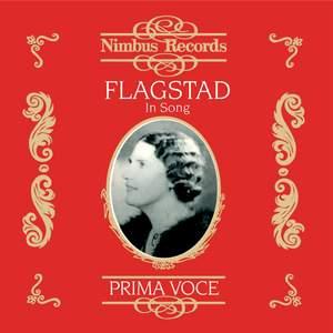 Kirsten Flagstad in Song