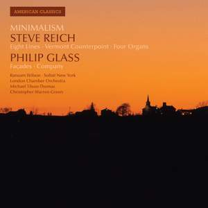 Steve Reich & Philip Glass