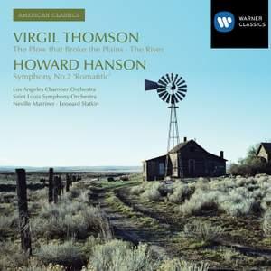 Virgil Thomson & Howard Hanson