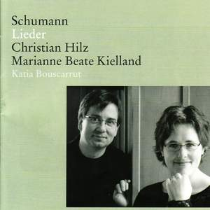 Schumann - Lieder Product Image