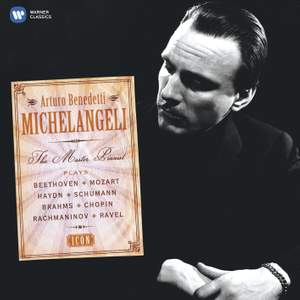 Arturo Benedetti Michelangeli: The Master Pianist