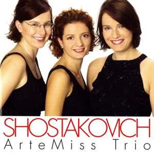 Shostakovich Piano Trios